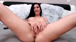 Horny Teen Babe Wants Your Cum Inside Her Pussy